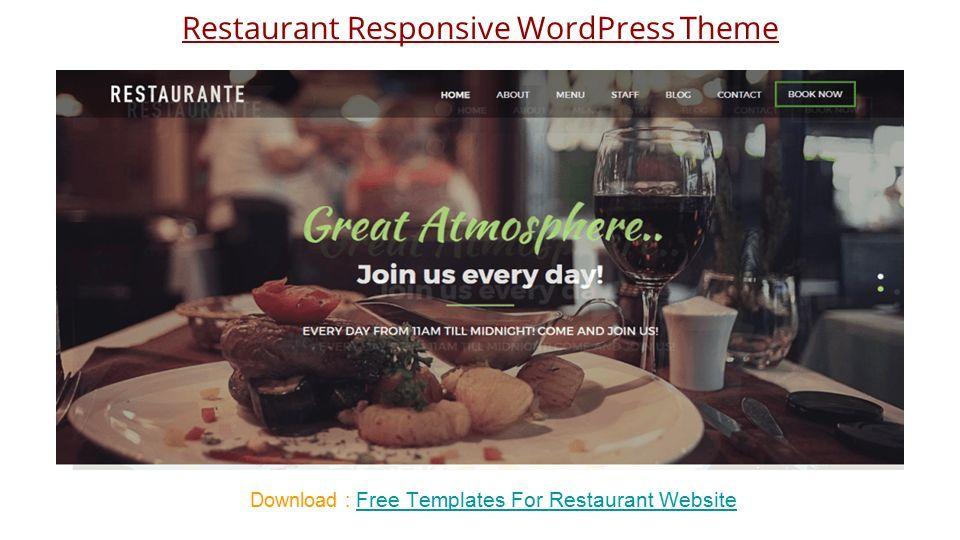 Download Free Wordpress Themes - ppt download