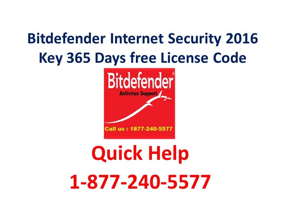 bitdefender internet security 2016 serial