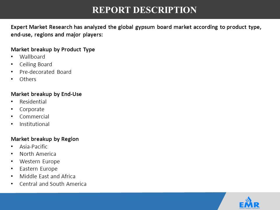 Global Gypsum Board Market to Reach US$ 30 4 Billion by ppt