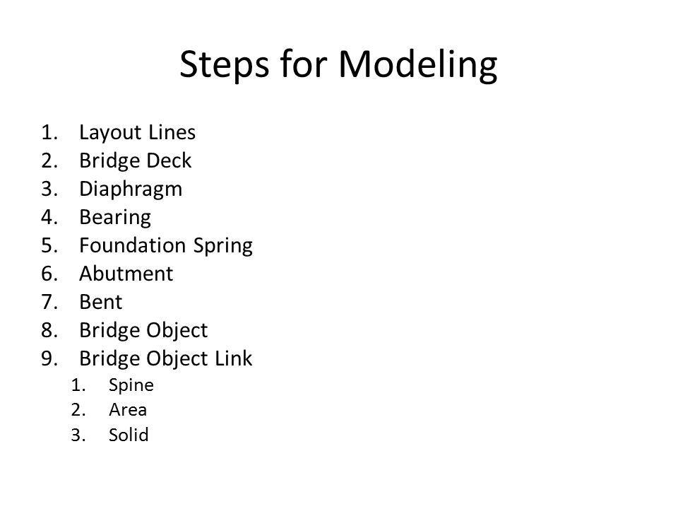 Bridge Modeling & Analysis in SAP2000 v14 Engr  Faisal-ur
