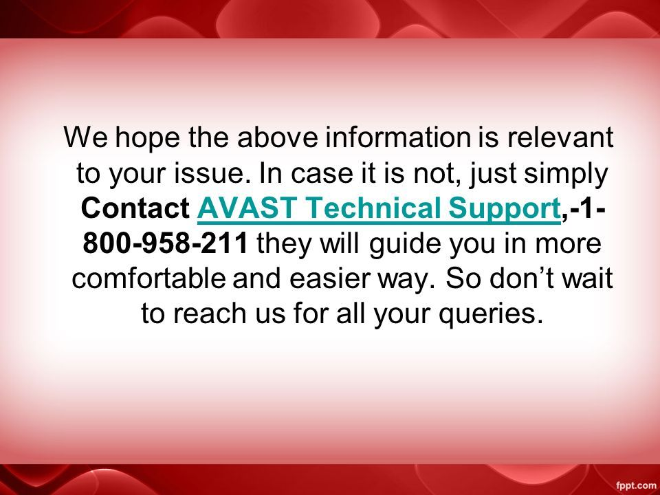 We hope the above information is relevant to your issue.