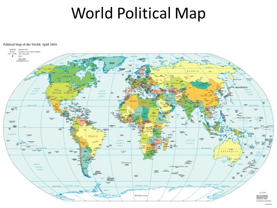 Types of maps political map physical map topographic map relife map 4 world political map gumiabroncs Gallery