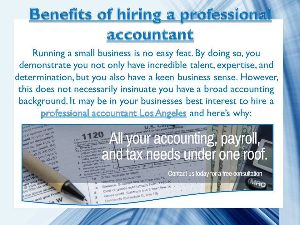 Hire Reliable Accountants Los Angeles Ppt Download