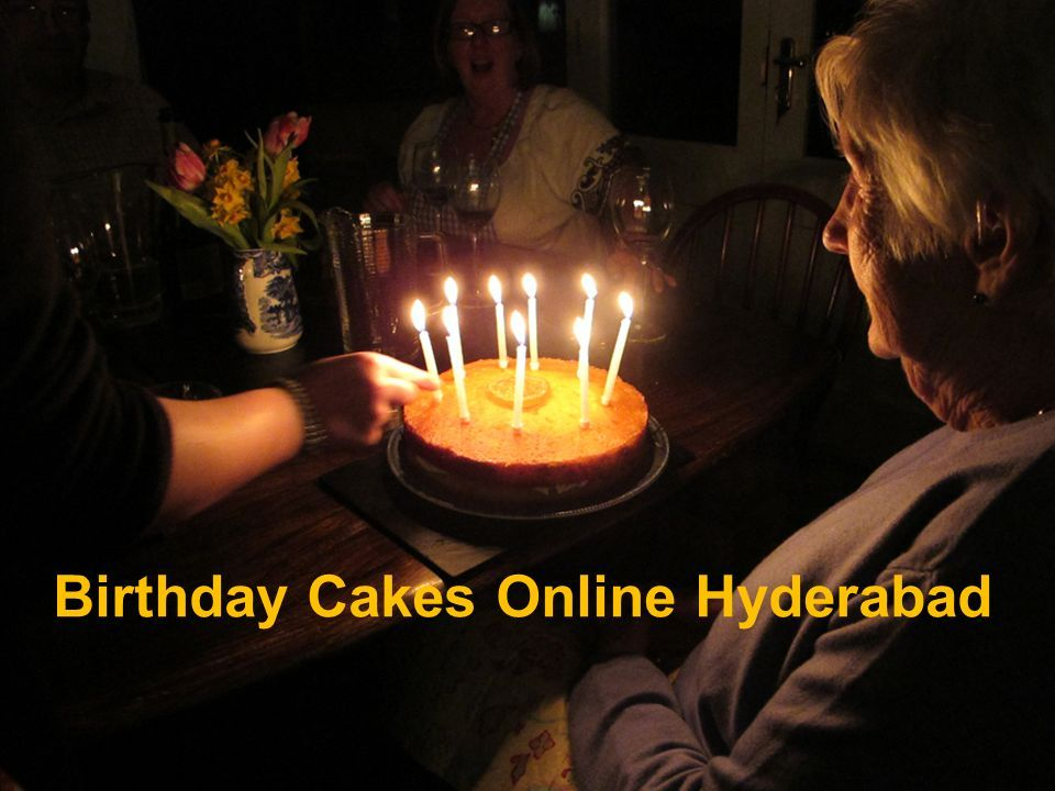 1 Birthday Cakes Online Hyderabad