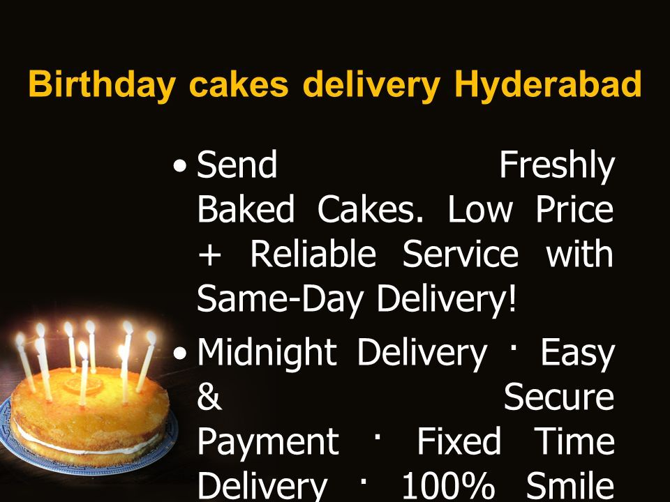 2 Birthday Cakes Delivery Hyderabad Send