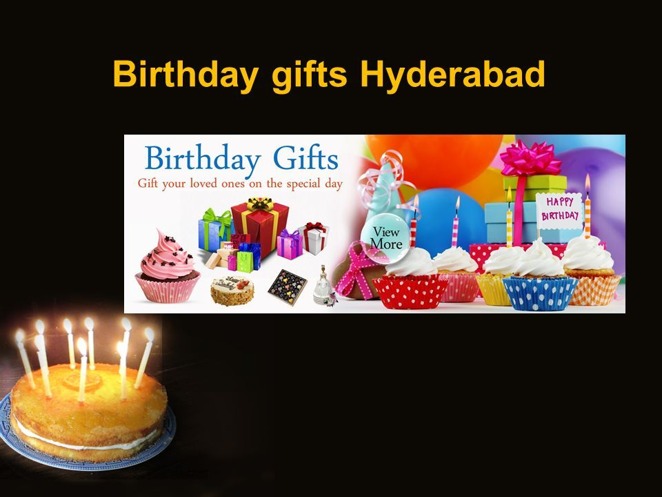 4 Birthday Gifts Hyderabad