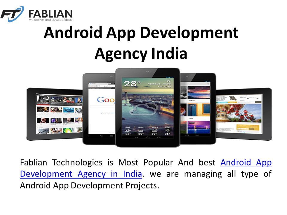 Mobile App Development Company India | Best Mobile App
