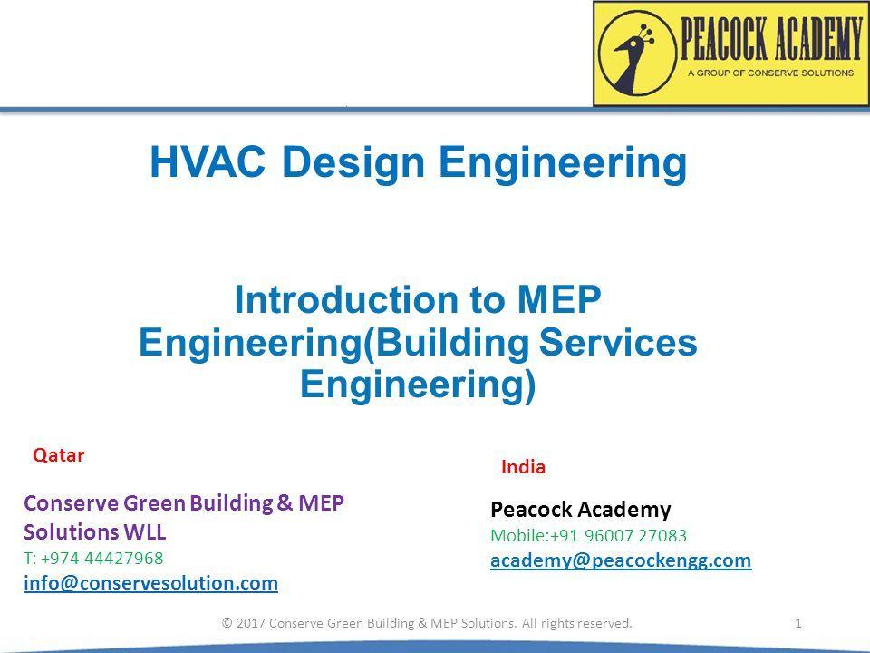 Best HVAC Training in Chennai - ppt download