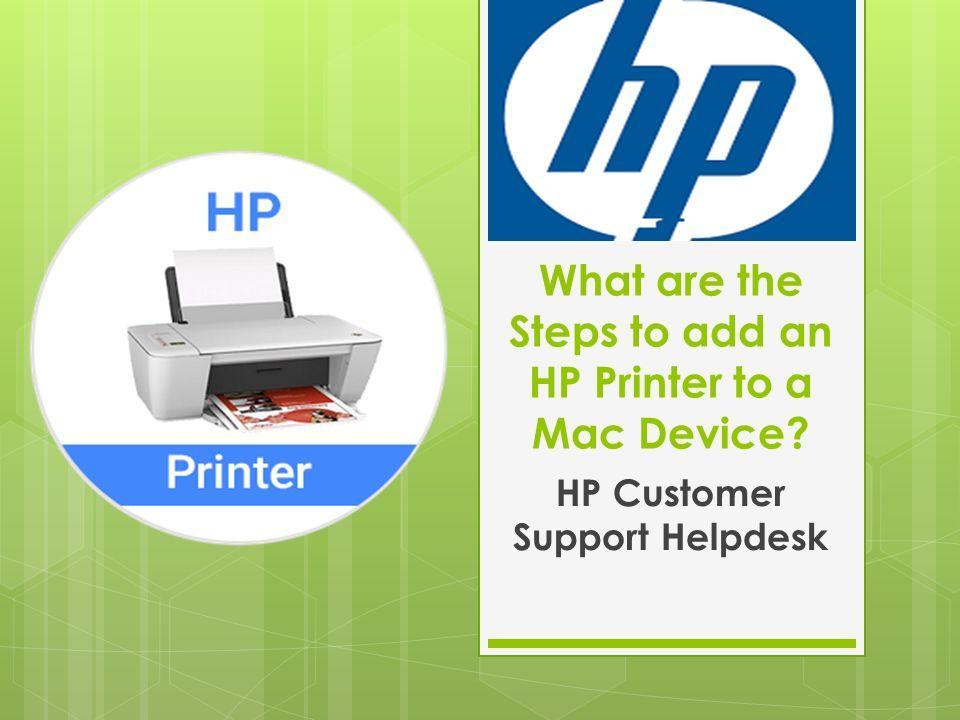 HP Customer Support Helpdesk.