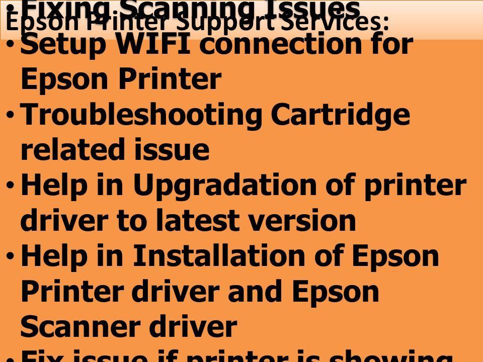 Epson printer drivers setup/installation support number