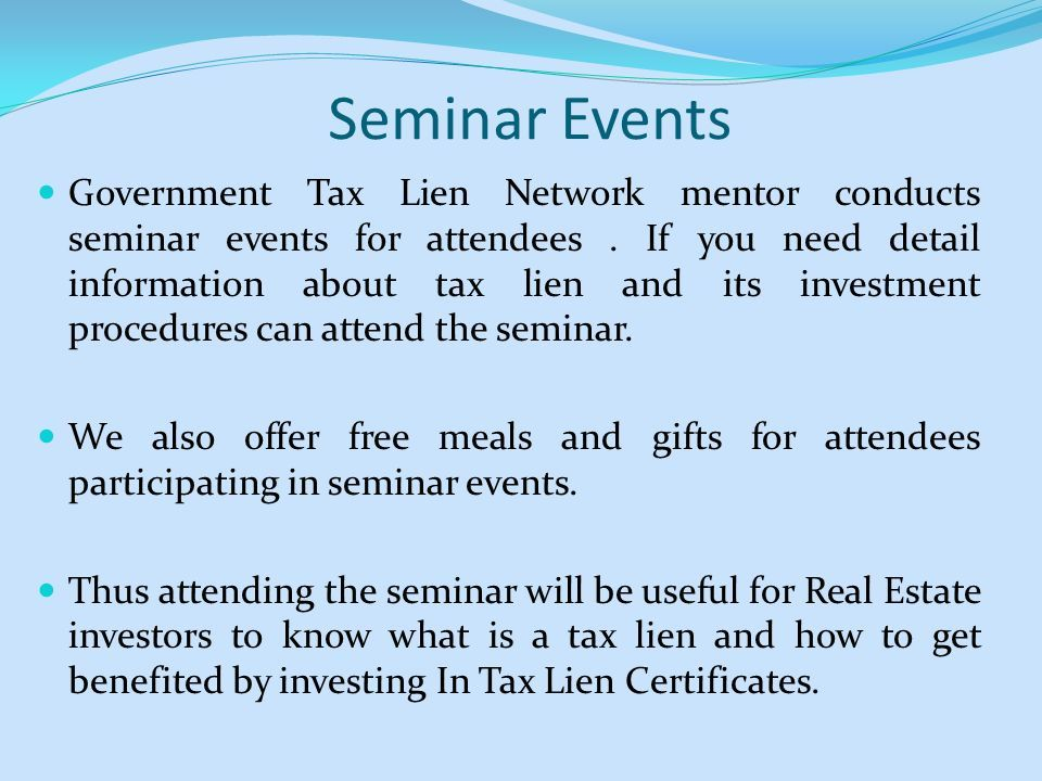 Get Informative Tips From Tax Lien Education Experts On Investing In