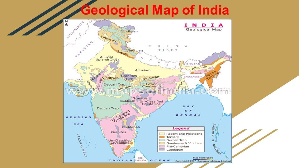 Geological Map Of India.Imoprtance Of Geology In Civil Engineering Ppt Download