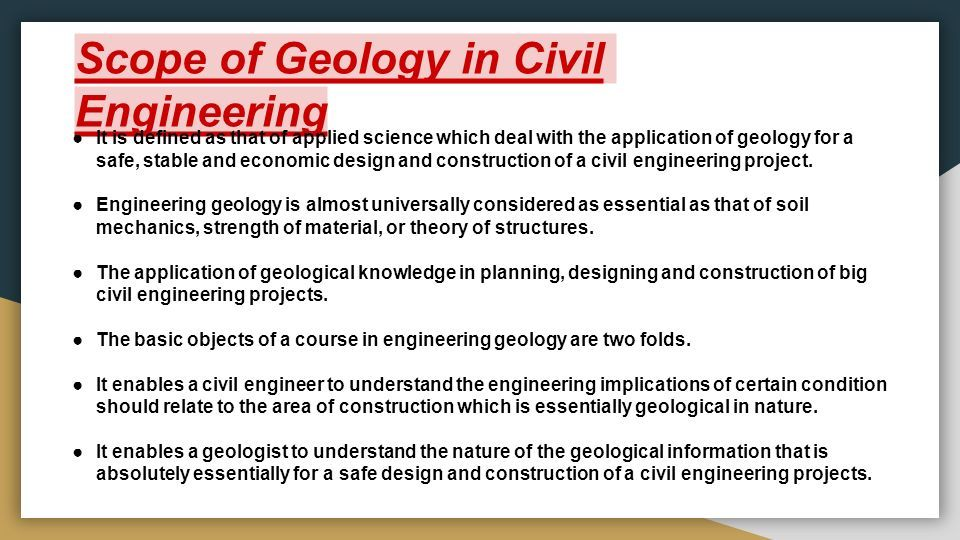 relevance of civil engineering