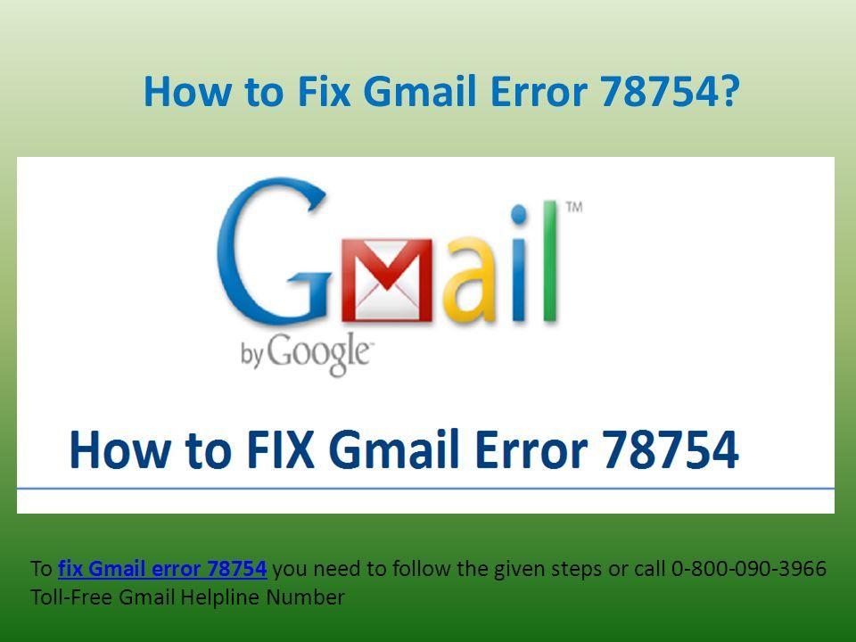 Gmail Helpline Numberfix Gmail. - ppt download