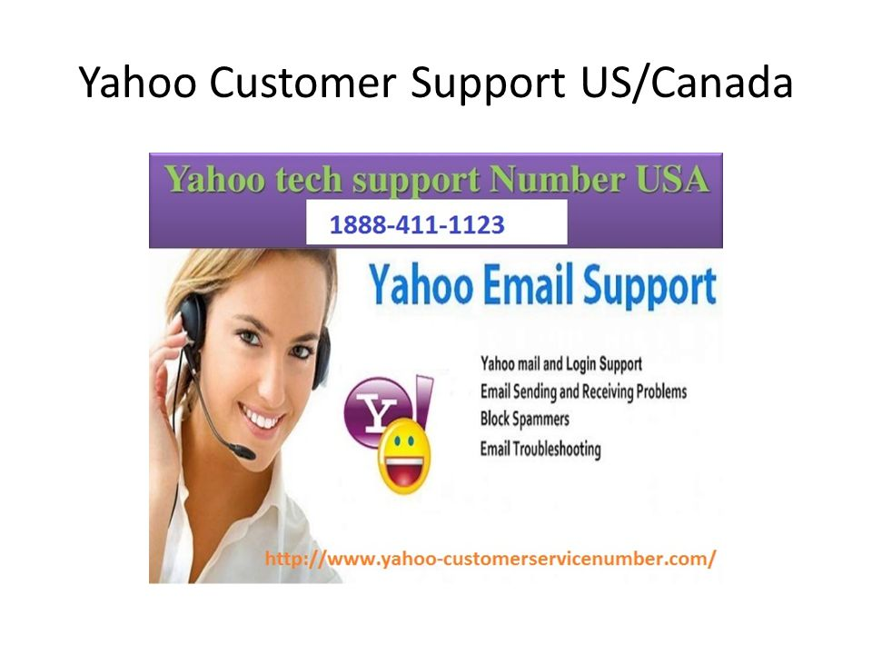 3 Yahoo Customer Support Us Canada