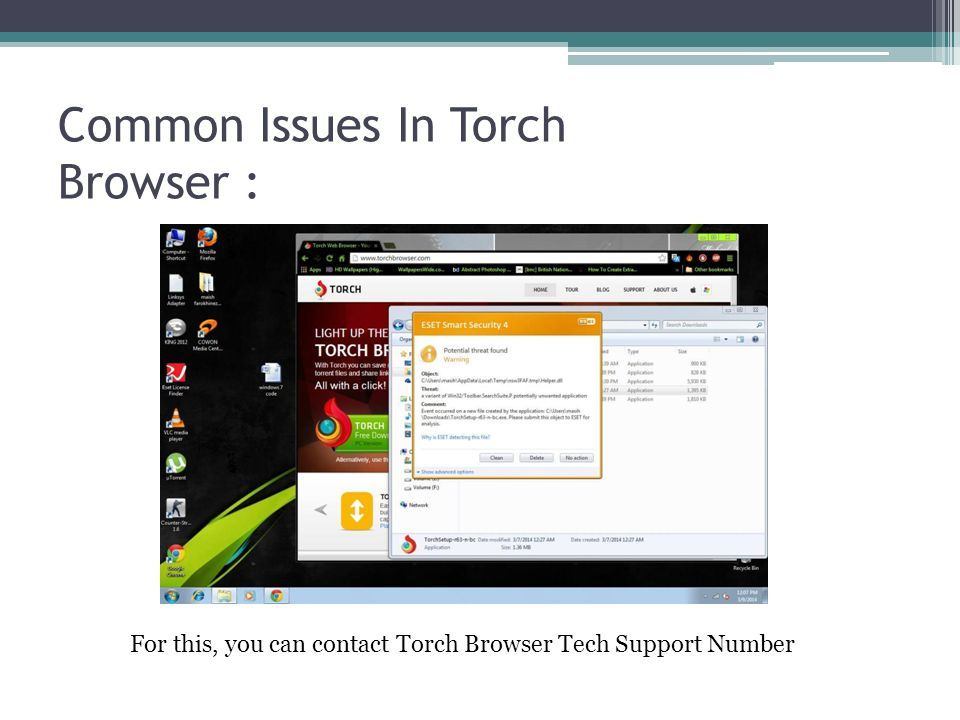 HOW TO BLOCK ADS IN TORCH BROWSER?  About Torch Browser : Torch is a