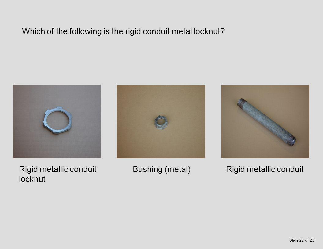 Which of the following is the PVC conduit pull elbow.