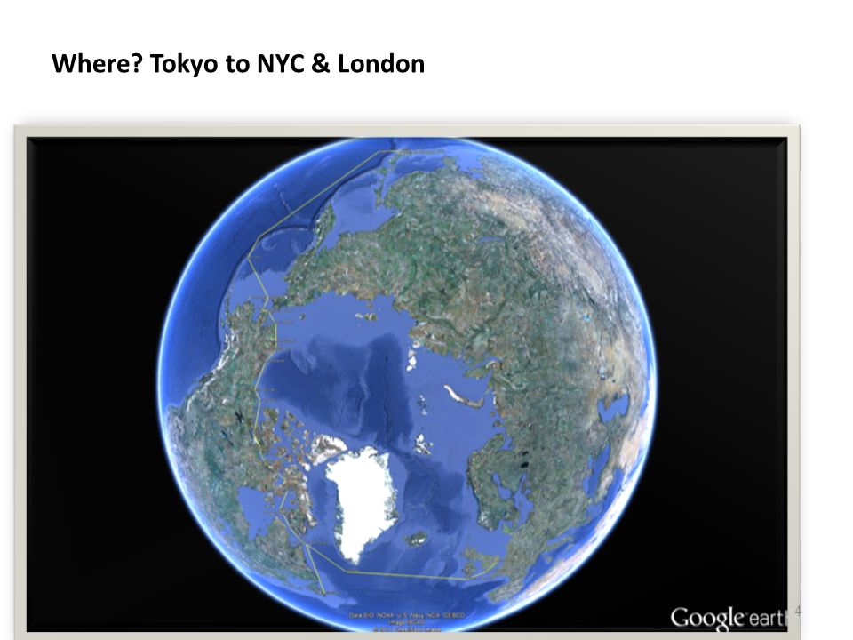 Where Tokyo to NYC & London 4