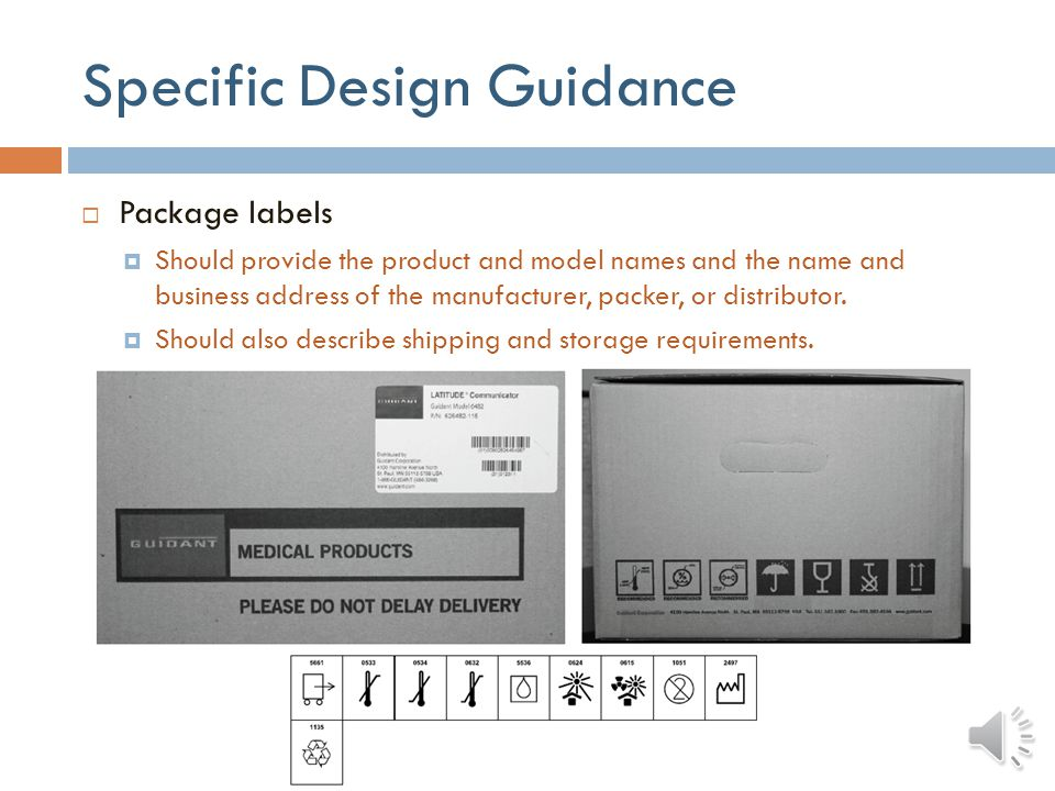 Specific Design Guidance Legibility Contrast, lettering, character height (refer to Ch.