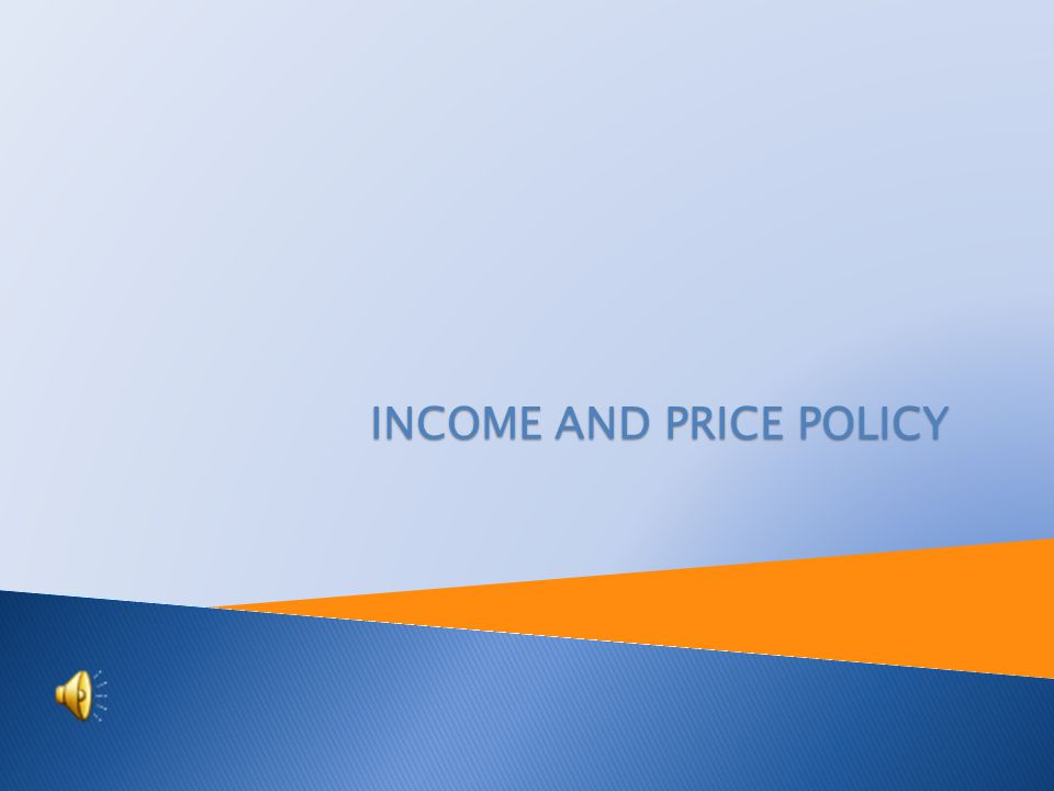 Tutorial: Economic Lyceum Topic: State Economic Policy Prepared by : Ing.
