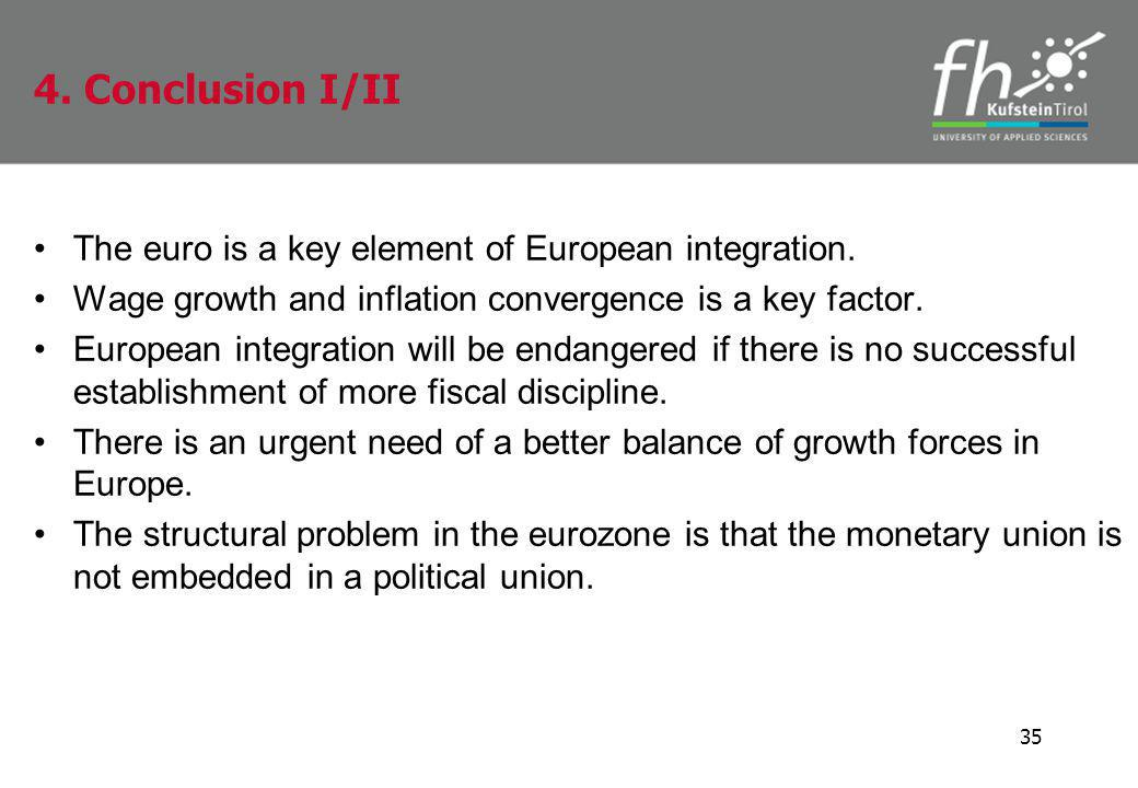 The euro is a key element of European integration.