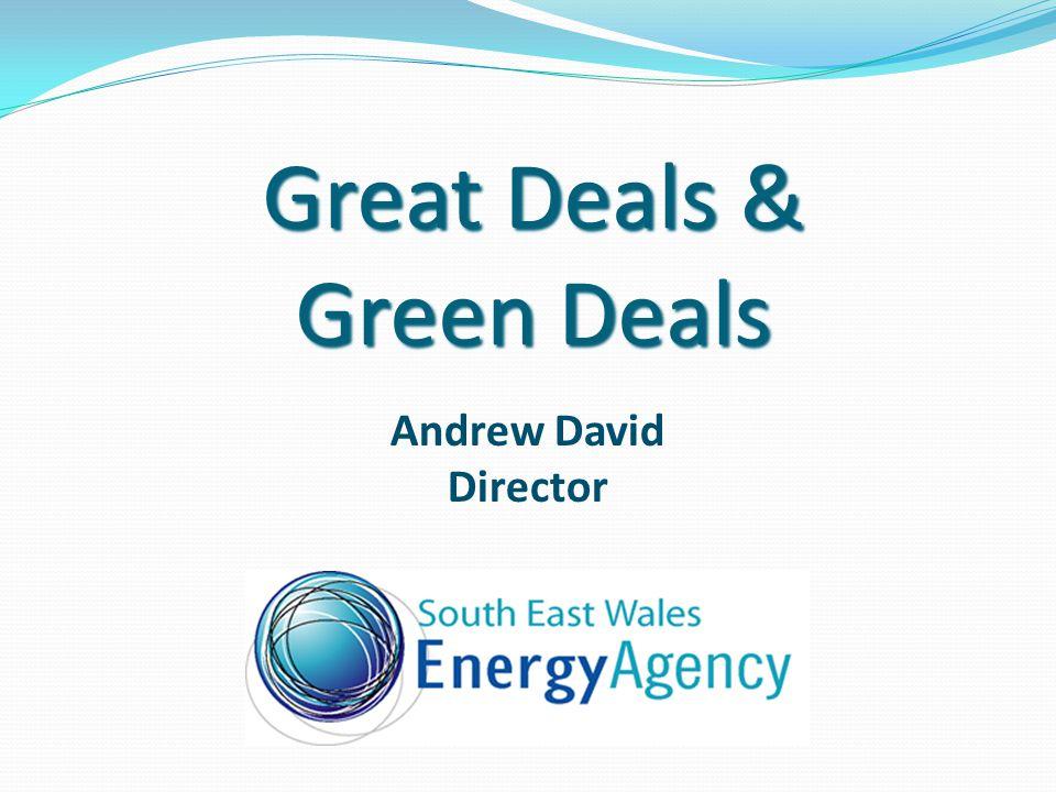 1 Great Deals Green Andrew David Director