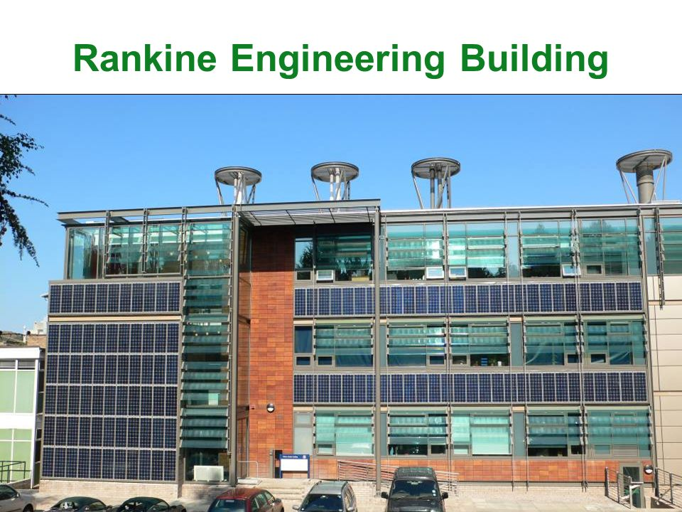Rankine Engineering Building