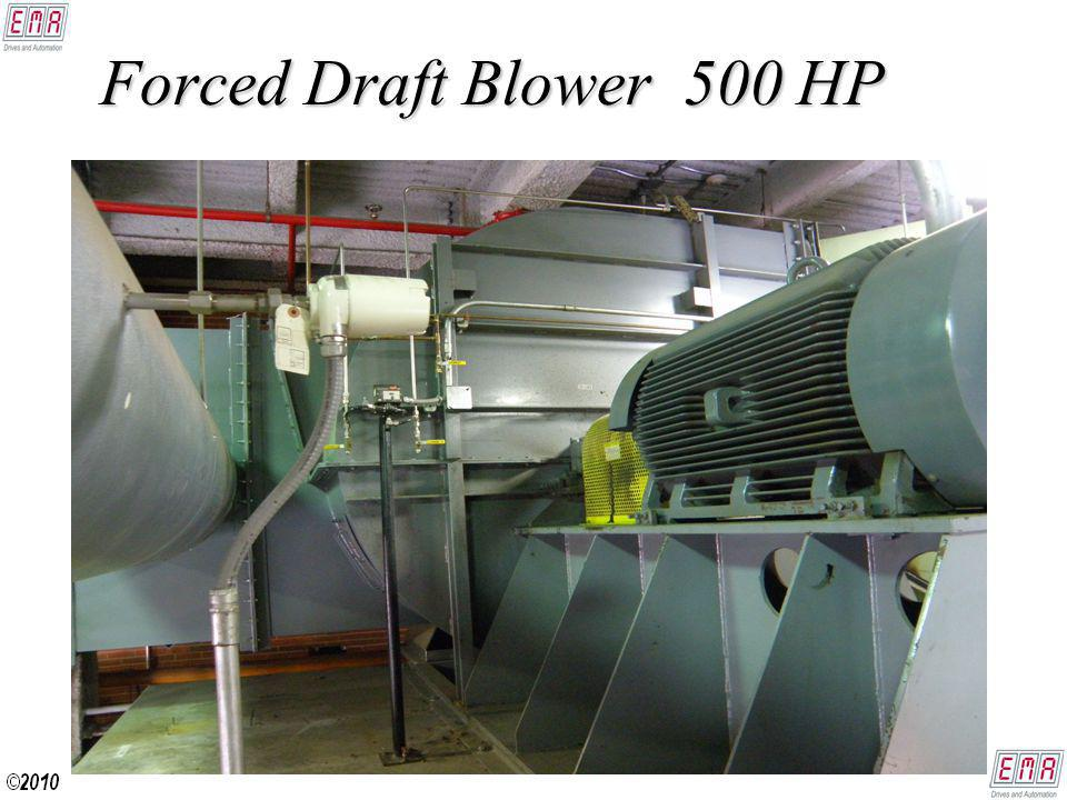 Forced Draft Blower 500 HP