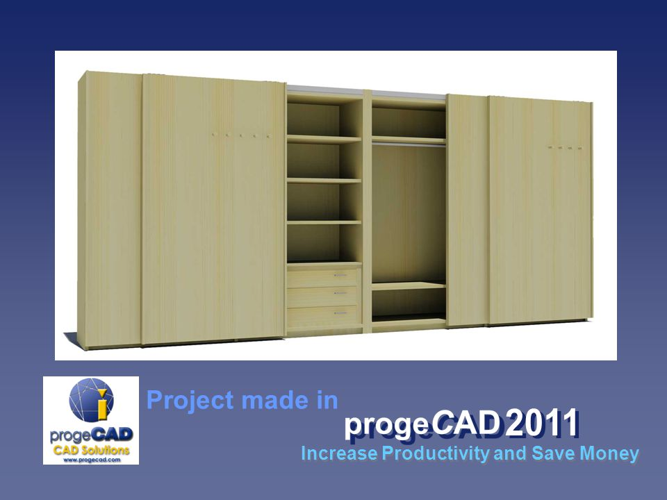 Project made in Increase Productivity and Save Money