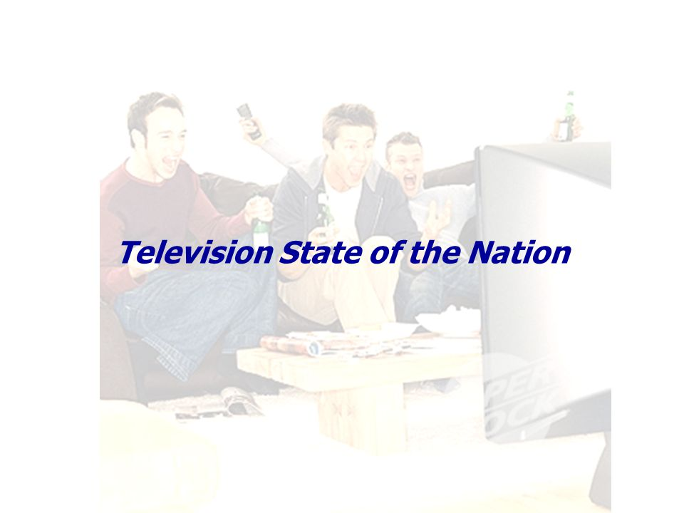 Television State of the Nation