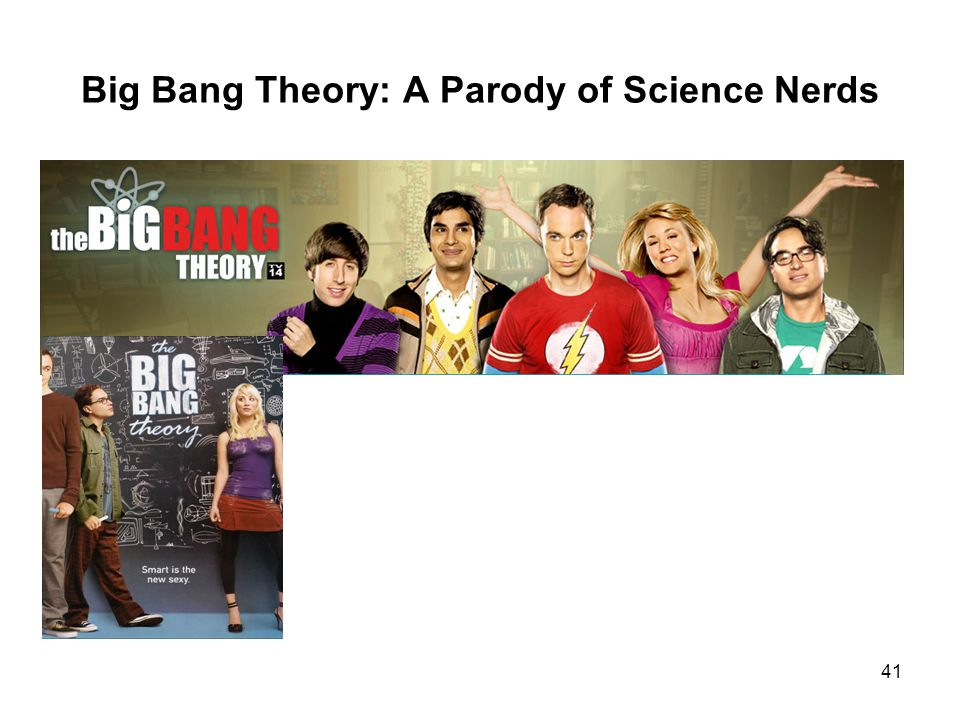 Big Bang Theory: A Parody of Science Nerds 41