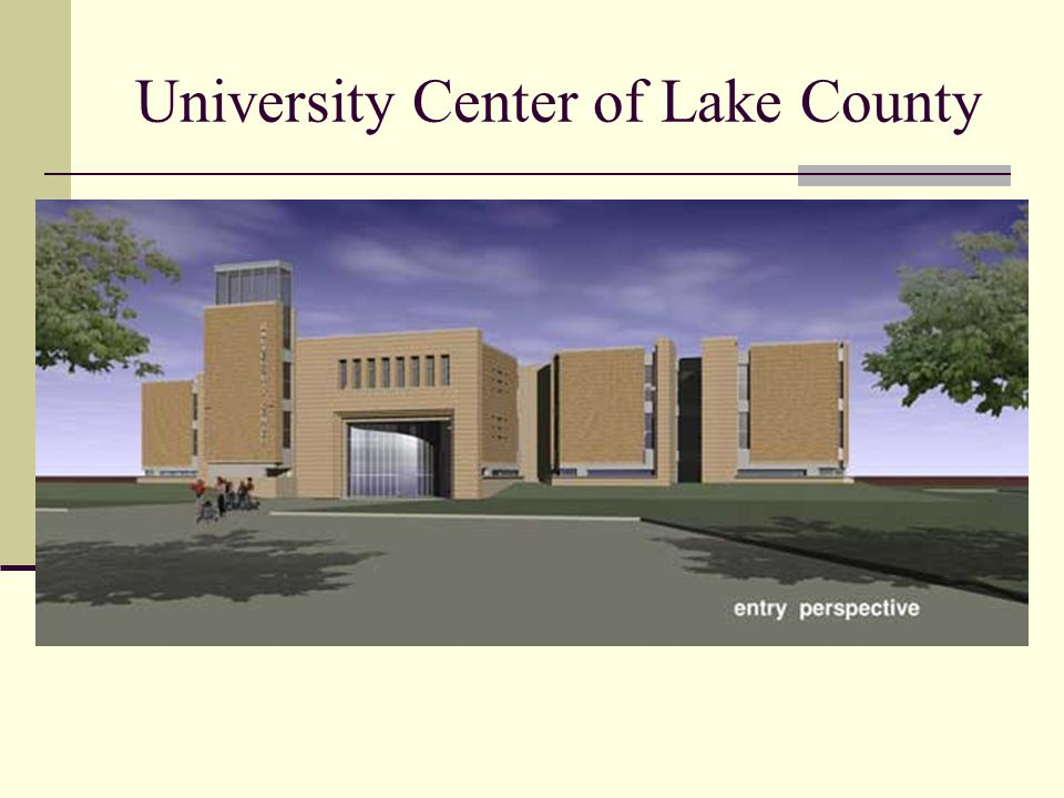 University Center of Lake County