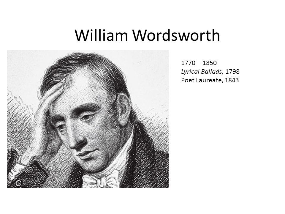 theme of william wordsworth as a prophet William wordsworth poem 'lines composed a few miles above tintern abbey' was included as the last item in his lyrical ballads the general meaning of the poem relates to his having lost the inspiration nature provided him in childhood nature seems to have made wordsworth humanthe significance of.