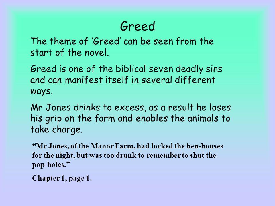 theme of animal farm by george orwell