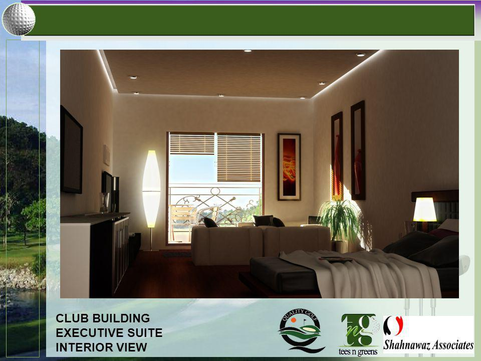 CLUB BUILDING EXECUTIVE SUITE INTERIOR VIEW