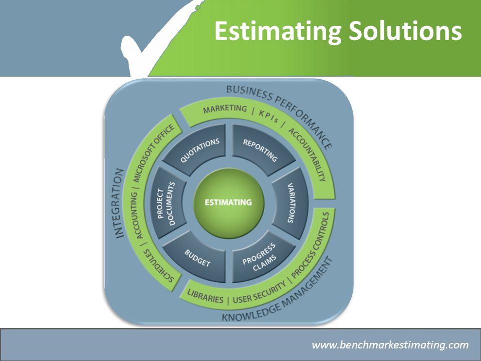 Benchmark Estimating – Company History   Estimating Solutions