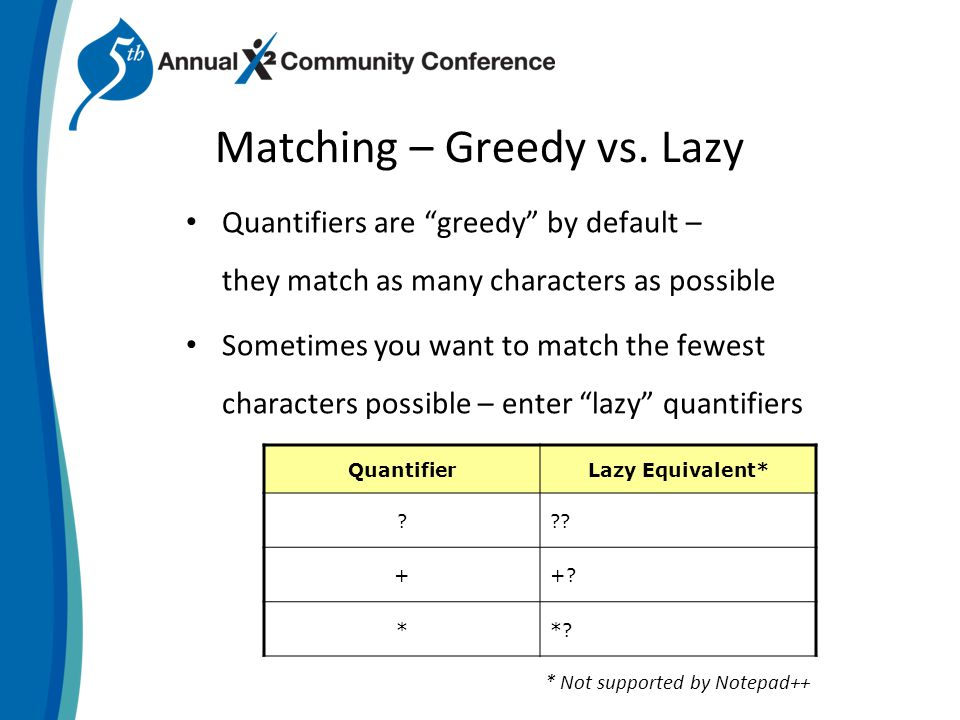 Matching – Greedy vs.