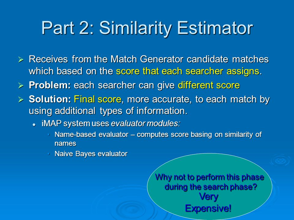 IMAP: Discovering Complex Semantic Matches Between Database Schemas ...