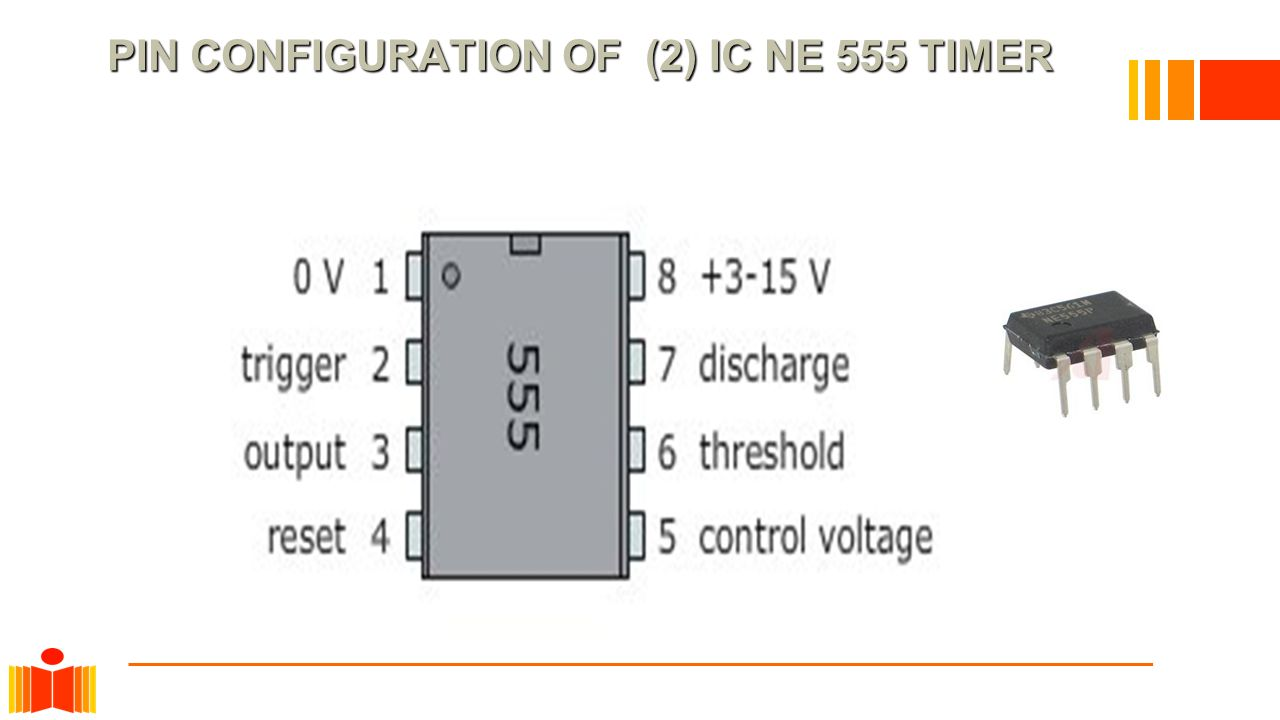 Indian Institute Of Technology Hyderabad Mobile Bug 0 By M Pavan Ic 555 Timer Pin Diagram 6 Configuration 2 Ne