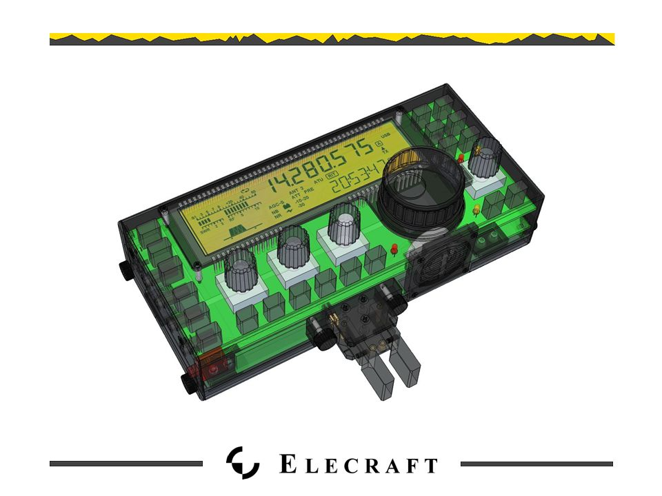 Introducing the Elecraft KX3: An All-Band, All-Mode