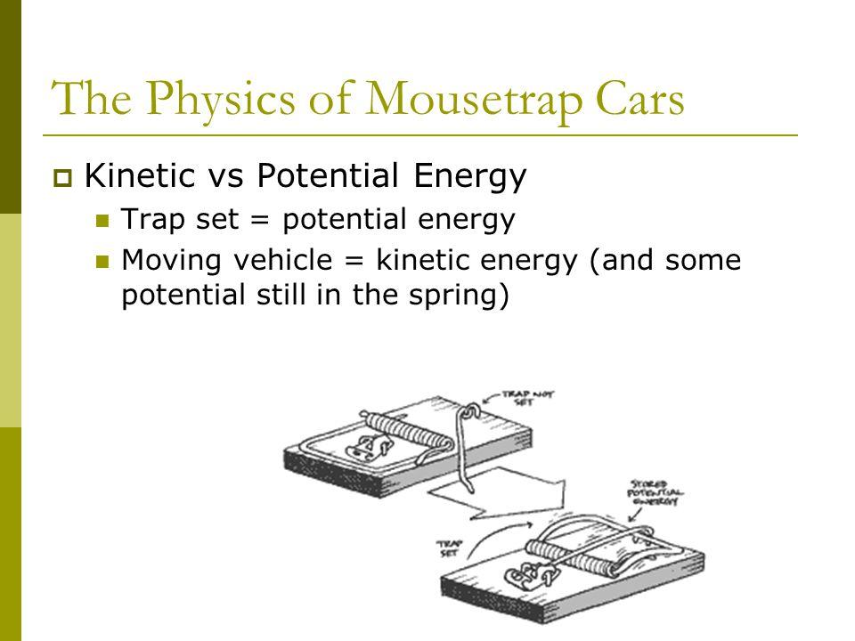 mousetrap car friction