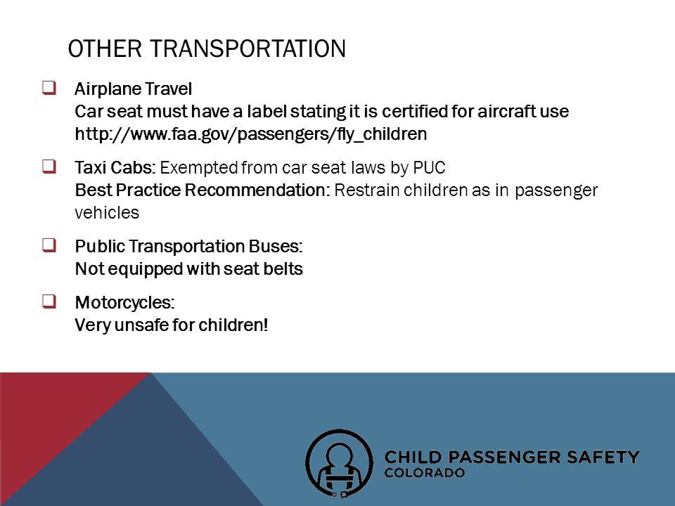38 Airplane Travel Car Seat