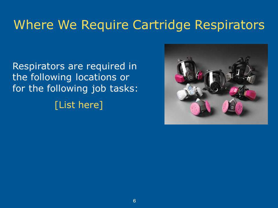 Cartridge Half Protection – Respiratory Respirators Face Full And