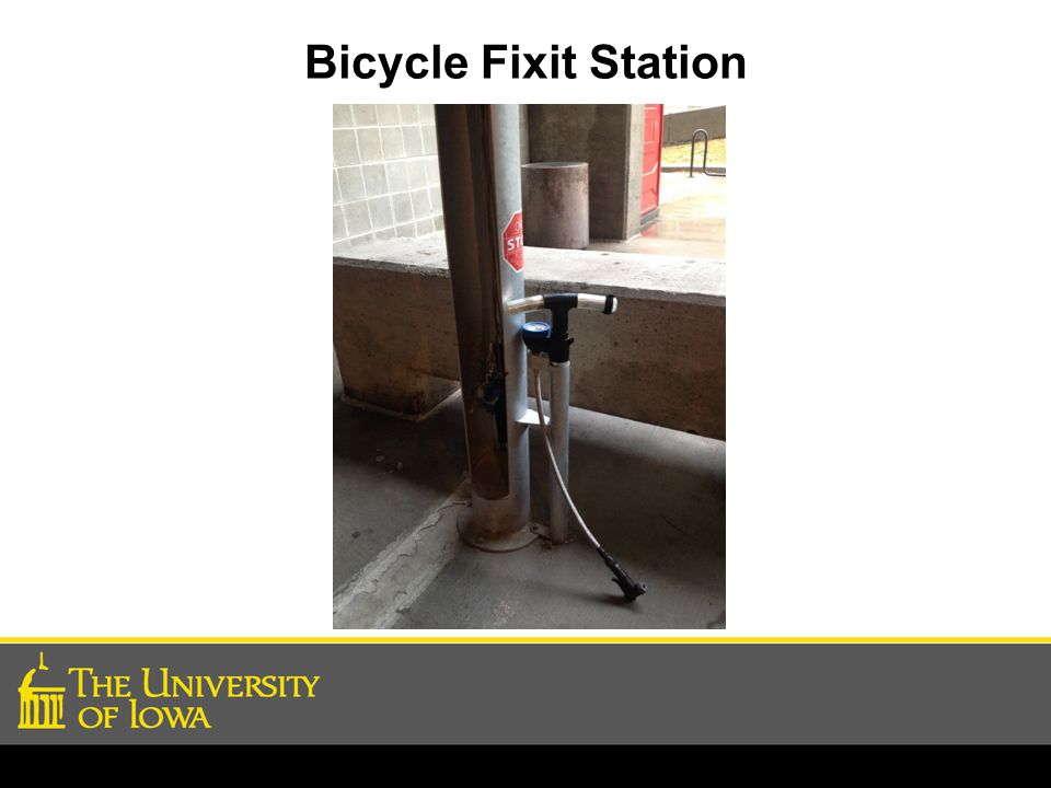 Bicycle Fixit Station