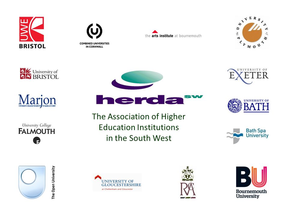 The Association of Higher Education Institutions in the South West