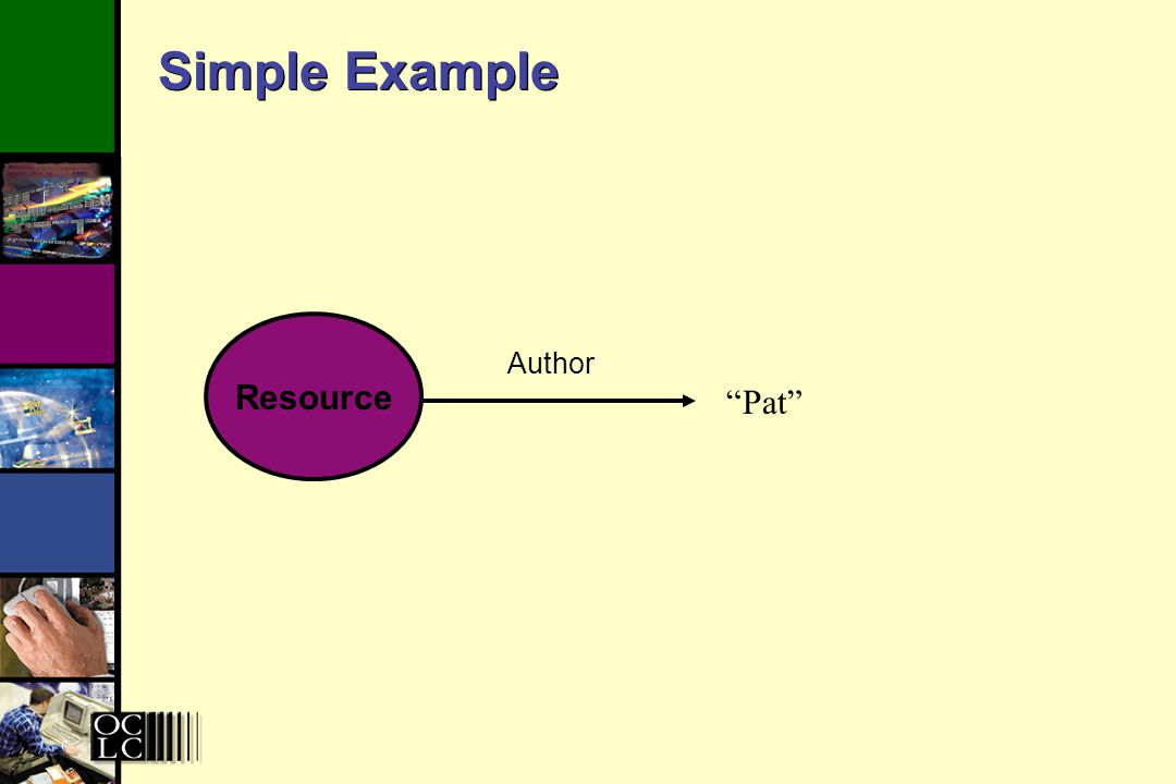 Simple Example Resource Author Pat