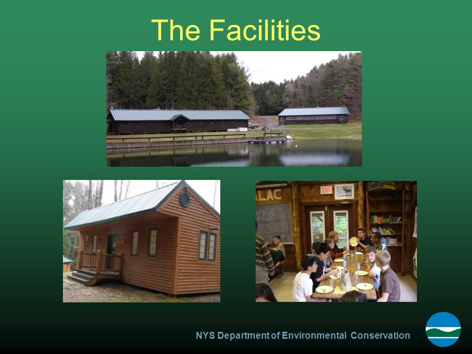 NYS Department of Environmental Conservation The Facilities