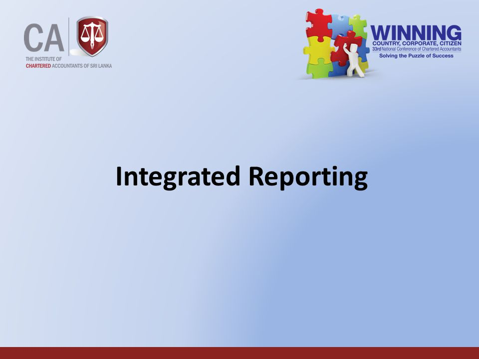 2 Integrated Reporting