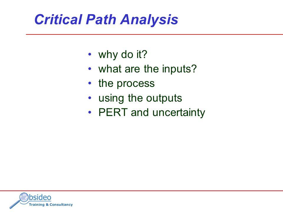 Precedence diagram technique precedence networks critical path precedence diagram technique precedence networks critical path analysis 2 why ccuart Gallery