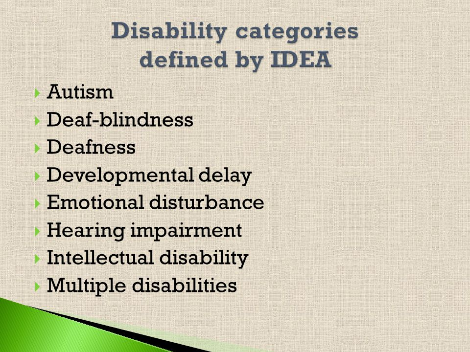 Students with disabilities have access to the general curriculum including Health and Physical Education regardless of placement.